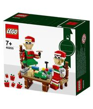 Little Elf Helpers, Lego, Creations4you, BrickHeadz, Worcester
