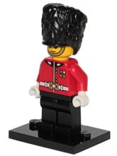 Royal Guard, Lego, Creations4you, Minifigures, Worcester