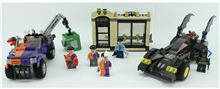 Batmobile and the Two-Face Chase, Lego 6864, James, BATMAN