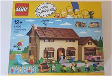 Simpson's House, Lego 71006, Tracey Nel, Town, Edenvale