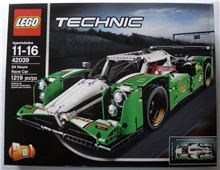 Lego 42039 24 Hours Race Car, Lego 42039, Brickworldqc, Technic