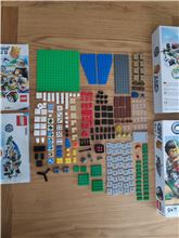 L👀K at City Alarm Board Game Lego 3865