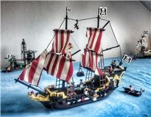 Black Seas Barracuda, Lego 6285, Alex, Pirates, Dortmund
