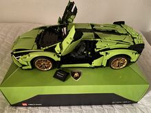Lamborghini Sian FKP 37, Lego 42115, Adrian Wordsworth, Technic, Wellington