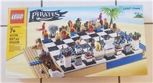 Pirates Chess Set, Lego 40158, Tracey Nel, Pirates, Edenvale