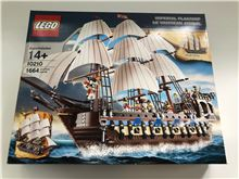 Lego 10210 Imperial Flagship sealed, Lego 10210, Ivar, Pirates, Utrecht