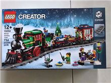 Lego 10254 Winter Holiday Train, Lego 10254, Brickworldqc, Creator
