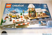 Lego 10259 Winter Village Station, Lego 10259, Brickworldqc, other