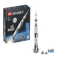 Lego 21309 Apollo Saturn V Ideas NASA, Lego 21309, Jennifer Mehmi, Ideas/CUUSOO, Pune
