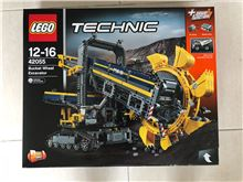 Lego 42055 Bucket Wheel Excavator, Lego 42055, Brickworldqc, Technic