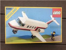 Lego 6368 Jet Airliner, Lego 6368, Brad, Town, Leeds
