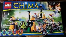 Lego 70134 Lavertus' Outland Base, Lego 70134, Brickworldqc, Legends of Chima