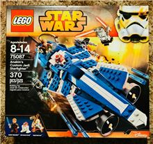 Lego 75087 Anakin's Custom Jedi Starfighter, Lego 75087, Brickworldqc, Star Wars