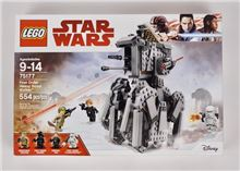Lego 75177 First Order Heavy Scout Walker, Lego 75177, Brickworldqc, Star Wars