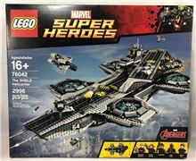 Lego 76042 The SHIELD Helicarrier, Lego 76042, Brickworldqc, Super Heroes