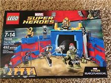 Lego 76088 Thor vs Hulk: Arena Clash, Lego 76088, Brickworldqc, Marvel Super Heroes