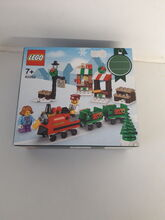 LEGO Christmas holiday Christmas train ride miniature (40262) NEW Sealed, Lego 40262, NiksBriks, other, Skipton, UK