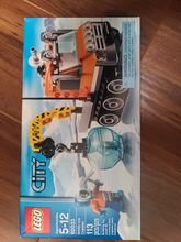 Lego City Arctic Ice Crawler NIB, Lego 60033, Tanya, City, Lethbridge