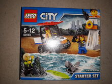 Lego City Küstenwache Starter-Set (Coast Guard Starter Set), Lego 60163, Hardi, City, Waidhofen