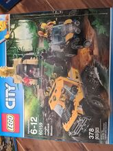 Lego City Jungle Halftrack Mission - NIB, Lego 60159, Tanya, City, Lethbridge