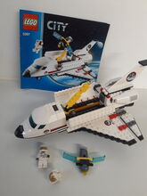 LEGO City Space Shuttle (3367) 100% Complete retired with instructions Lego 3367