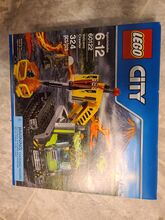 Lego City Volcano Crawler - NIB, Lego 60122, Tanya, City, Lethbridge