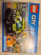 Lego City Volcano Exploration Truck NIB, Lego 60121, Tanya, City, Lethbridge