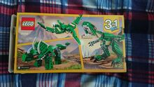 Lego Creator 31058 Mighty Dinosaurs 3 In 1T Rex Triceratops Pterodacty Lego 31058