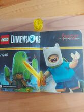 Lego dimensions adventure time level pack, Lego 71245, Paula, Diverses, Bedfordshire