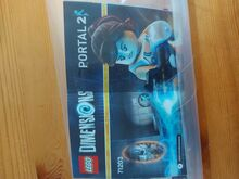 Lego dimensions portal 2 level pack, Lego 71203, Paula, other, Bedford