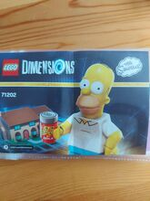 Lego dimensions the simpsons level pack, Lego 71202, Paula, other, Bedfordshire