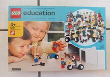 Lego Educational Community Workers for Sale Lego 9247