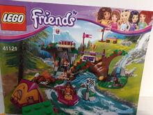 Lego Friends Adventure Camp Rafting (41121) Andrea Olivia Minidoll 100% Complete, Lego 41121, NiksBriks, Friends, Skipton, UK