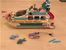 Lego Friends Yacht 41015, Lego 41015, Mark Deege, Friends, Hamburg