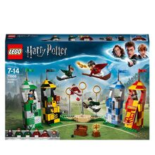Lego Harry Potter Quidditch Match 75956 - BNIB, Lego 75956, wazzaworld, Harry Potter, Leeds