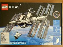 LEGO Ideas International Space Station 21321 - Brand NEW & Sealed!, Lego 21321, Michael, Ideas/CUUSOO, Melbourne
