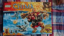 Lego Legends of Chima™ 70225 Bladvics Rumble Bear-Mech New, Lego 70225, Stephen Wilkinson, Legends of Chima, rochdale