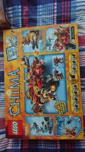 Lego Legends of Chima™ 70225 Bladvics Rumble Bear-Mech New Lego 70225