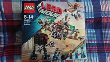 The LEGO Movie 70812 Creative Ambush 100% complete Used in great condition, Lego 70812, Stephen Wilkinson, The LEGO Movie, rochdale