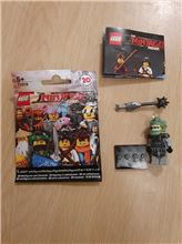 LEGO: The Lego Ninjago Movie: Shark Army Angler Minifigure 71019, Lego, Vikki Neighbour, Minifigures, Northwood