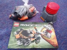 Lego Racers - Bad, Lego 7971, Jeremy, Racers, Reading