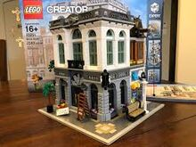 Lego Creator Expert Brick Bank, Lego 10251, Matthew Fisher, Modular Buildings, Colne