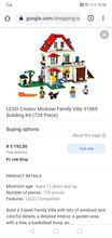 Lego set 31069 Brand new, never been opened. Lego 31069