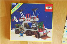 Lego Space 6952: Solar Power Transporter, 100% complete, Lego 6952, Jochen, Space, Radolfzell