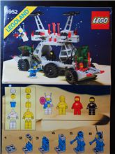 Lego Space 6952: Solar Power Transporter, Lego 6952, Jochen, Space, Radolfzell