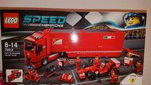 Lego Speed Champions, Lego 75913, Alex, Speed Champions, Opfikon
