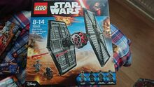 LEGO Star Wars First Order Special Forces TIE Fighter (75101), Lego 75101, Stephen Wilkinson, Star Wars, rochdale