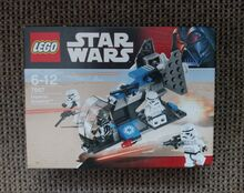 Lego Star Wars Imperial Drop Ship, Lego 7667, Tracey Nel, Star Wars, Edenvale