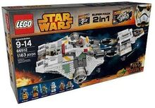 Lego Star Wars Rebels Super Pack 2 in 1 (66512) - The Ghost and The Phantom starships, Lego 66512, TorontoBricks, Star Wars, Thornhill