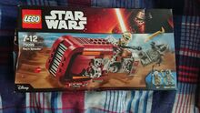 LEGO STAR WARS REYS JAKKU SPEEDER 75099 SET - BNIB THE FORCE AWAKENS, Lego 75099, Stephen Wilkinson, Star Wars, rochdale